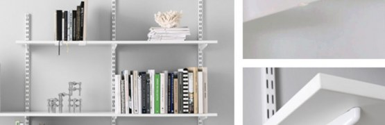 Shelving system Plug-in