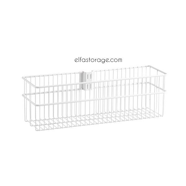 Door Amp Wall Rack Basket Wire Freestanding Elfa