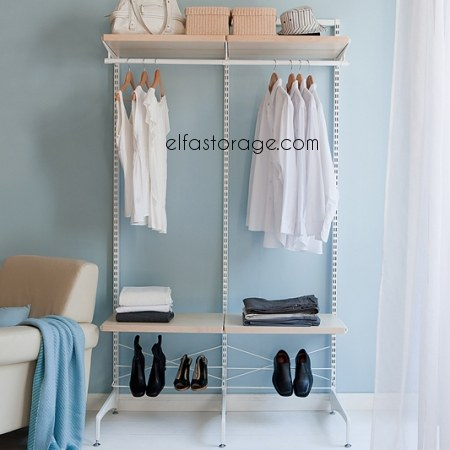Freestanding Wardrobe