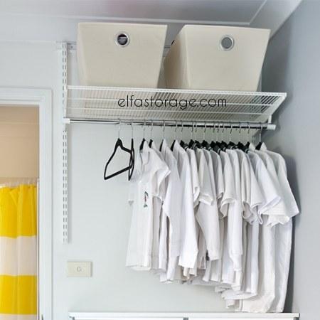 Kundenspezifisches Regal Und Kleiderstange